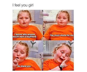 funny, lol, and honey boo boo image