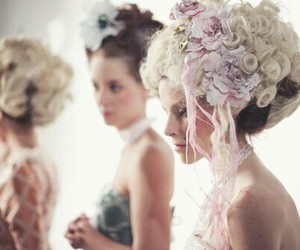 fashion, baroque, and inspired image