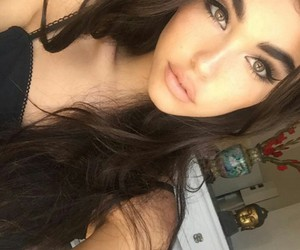 madison beer and makeup image