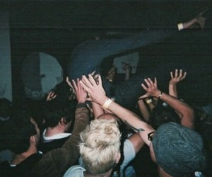 grunge, party, and fun image