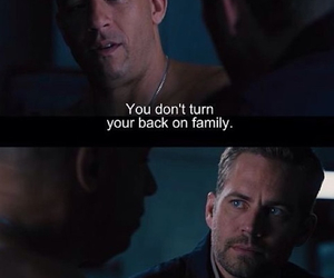 paul walker, family, and quotes image