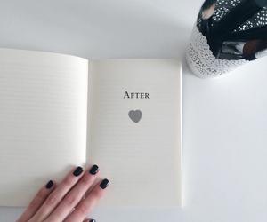 book and nails image