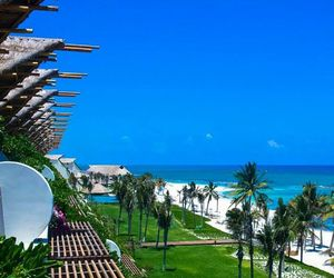 beach, vacation, and mexico image