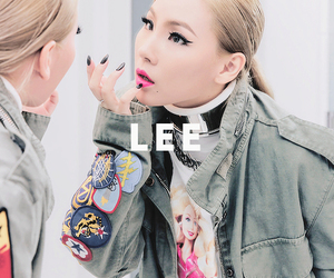 2ne1, CL, and lee chaerin image