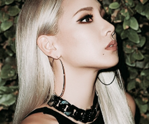 CL and k-pop image