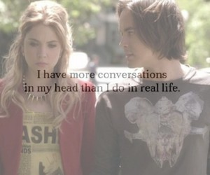 hope, sadness, and pretty little liars image