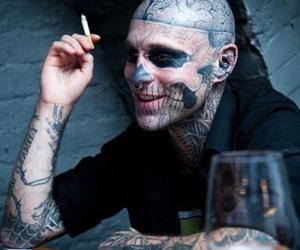 tattoo and rick genest image