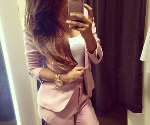 blazer, fashion, and business image