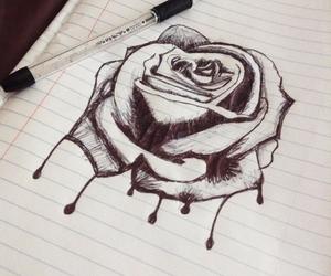 art, drawings, and hand-drawn image