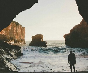 photography, travel, and beach image