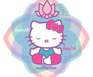hello kitty, indie, and kitty image