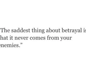 quote, enemy, and betrayal image