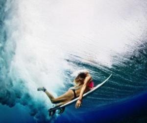 girl, surf, and alana blanchard image