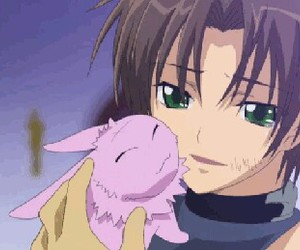 07 ghost, teito, and mikage image