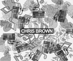 black, brown, and chris image