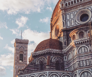 firenze, florence, and santa maria del fiore image