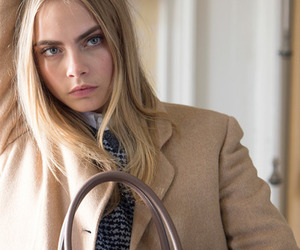 model, mulberry, and cara delevingne image