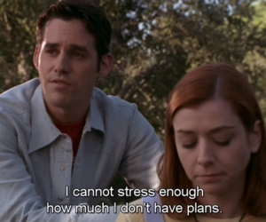 life, quote, and buffy the vampire slayer image