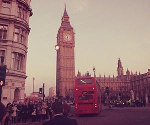 london, Big Ben, and city image