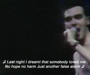the smiths and quote image