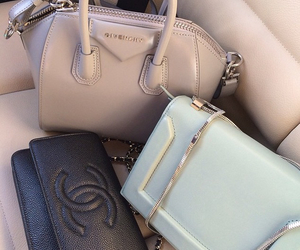 clutch, dior, and Givenchy image