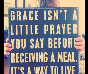 grace, quote, and god image