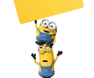 minions, funny, and wallpaper image