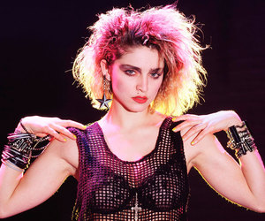 madonna and 80s image
