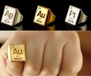 chemistry and ring image