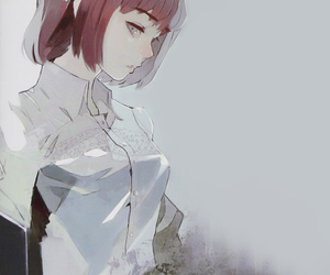 tokyo ghoul, girl, and cute image
