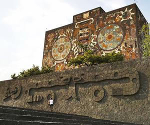 cu, Mexico City, and unam image