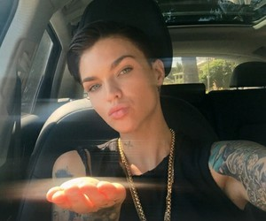ruby rose, black, and Hot image