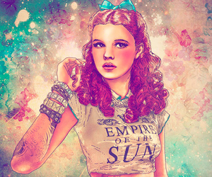 hipster, dorothy, and art image