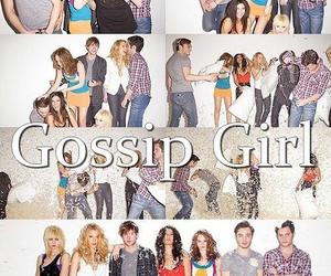 gossip girl, blair waldorf, and chuck bass image