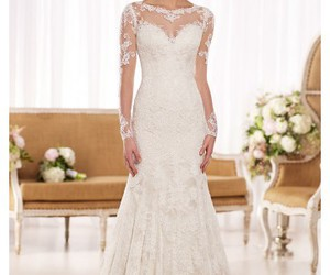 bridal gown, design, and fashion image
