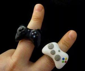 game, xbox, and ring image