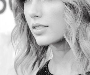 Taylor Swift, beautiful, and black and white image