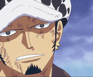 onepiece and trafargarlaw image