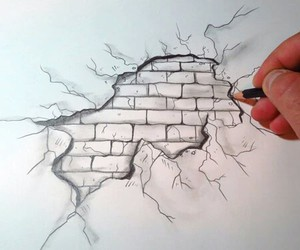 3d, art, and sketch image