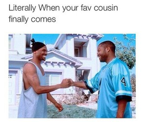 cousin, family, and funny image