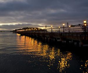bay, beautiful, and bridge image