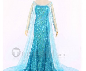 cheap cosplay costume, frozen cosplay costume, and elsa cosplay costume image