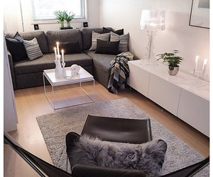 chic, livingroom, and fashion image