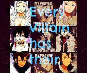 villains and fairy tail image