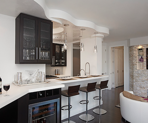 house, kitchen, and design image