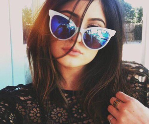 kylie jenner, jenner, and sunglasses image