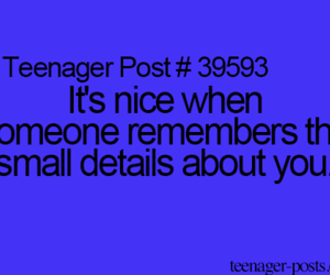 details and teenager post image