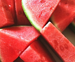 fruit, red, and summer image