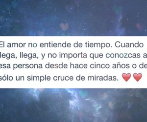 frases de amor, textos, and spanish quotes image
