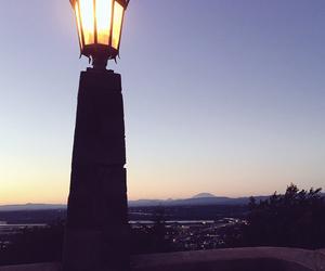 light, portland, and summer image